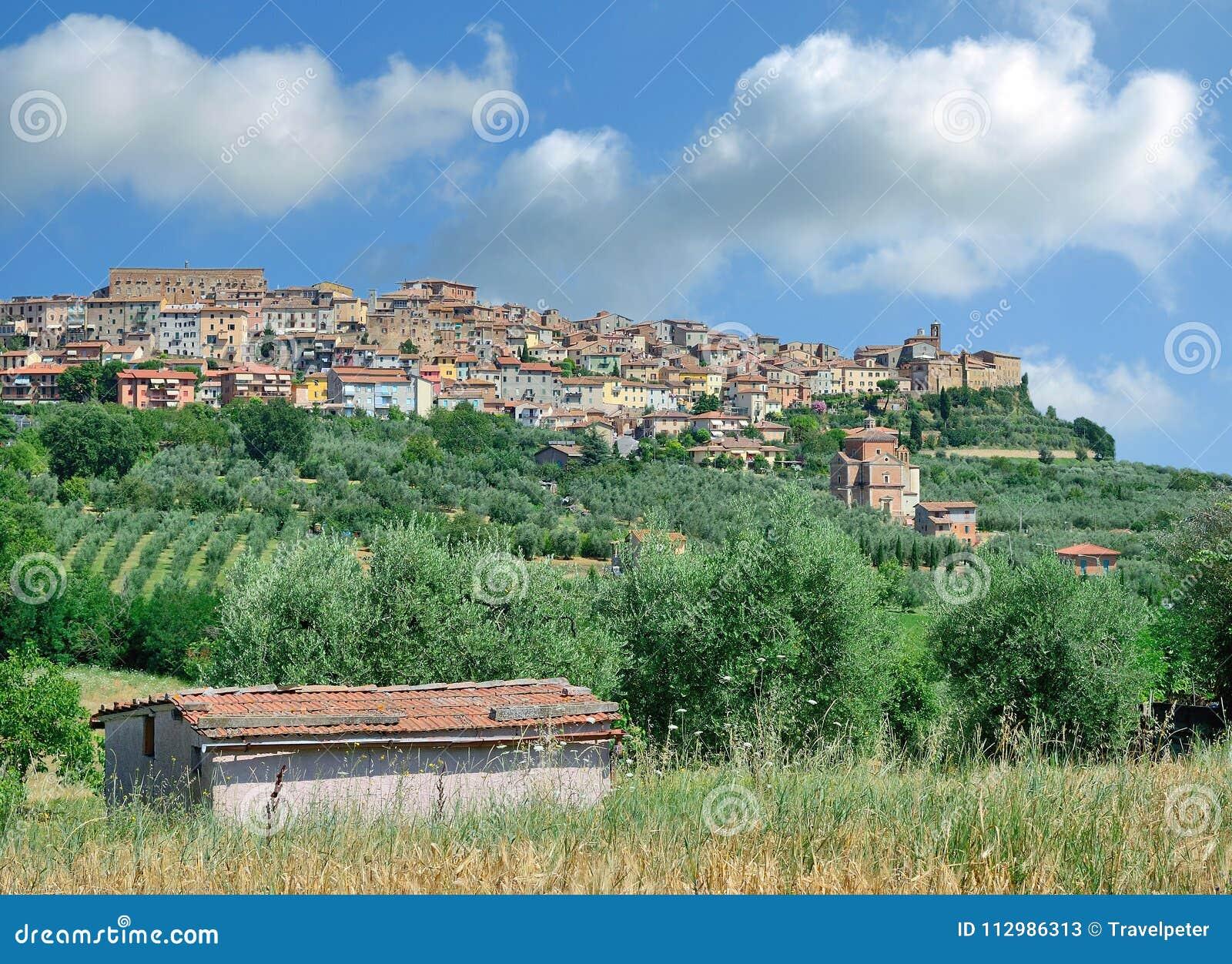 Chianciano Terme,Tuscany,Italy