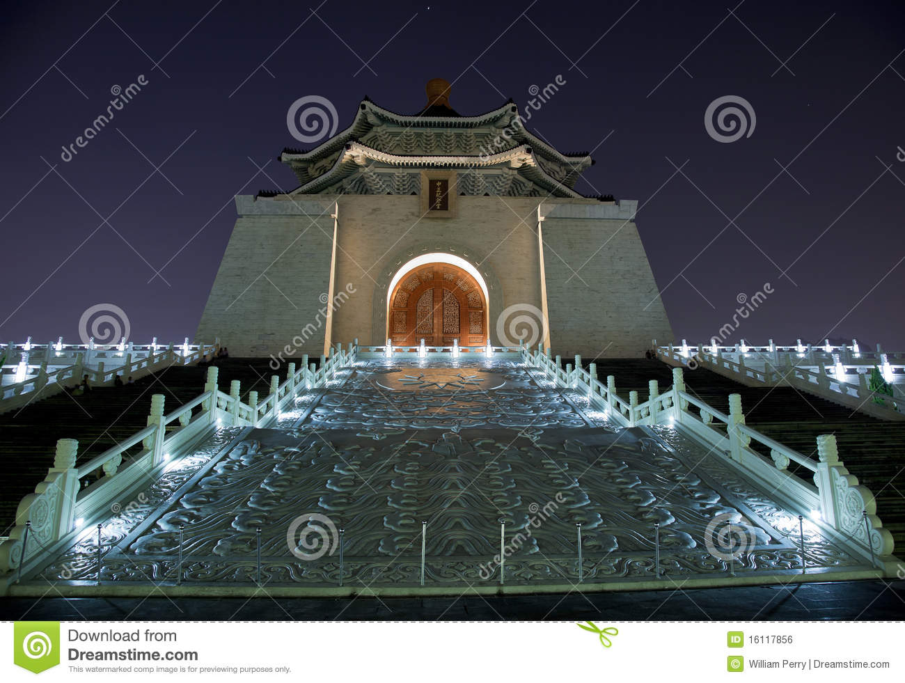 how to go to chiang kai shek memorial hall