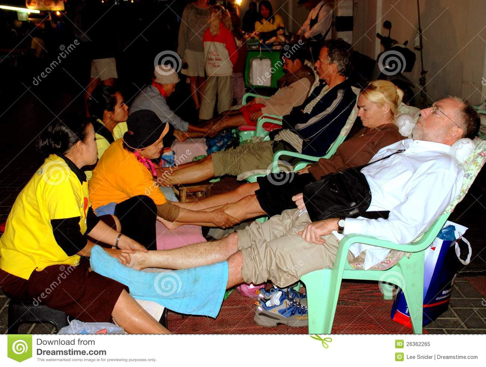 Chiang Mai TH: FotmassageSpa