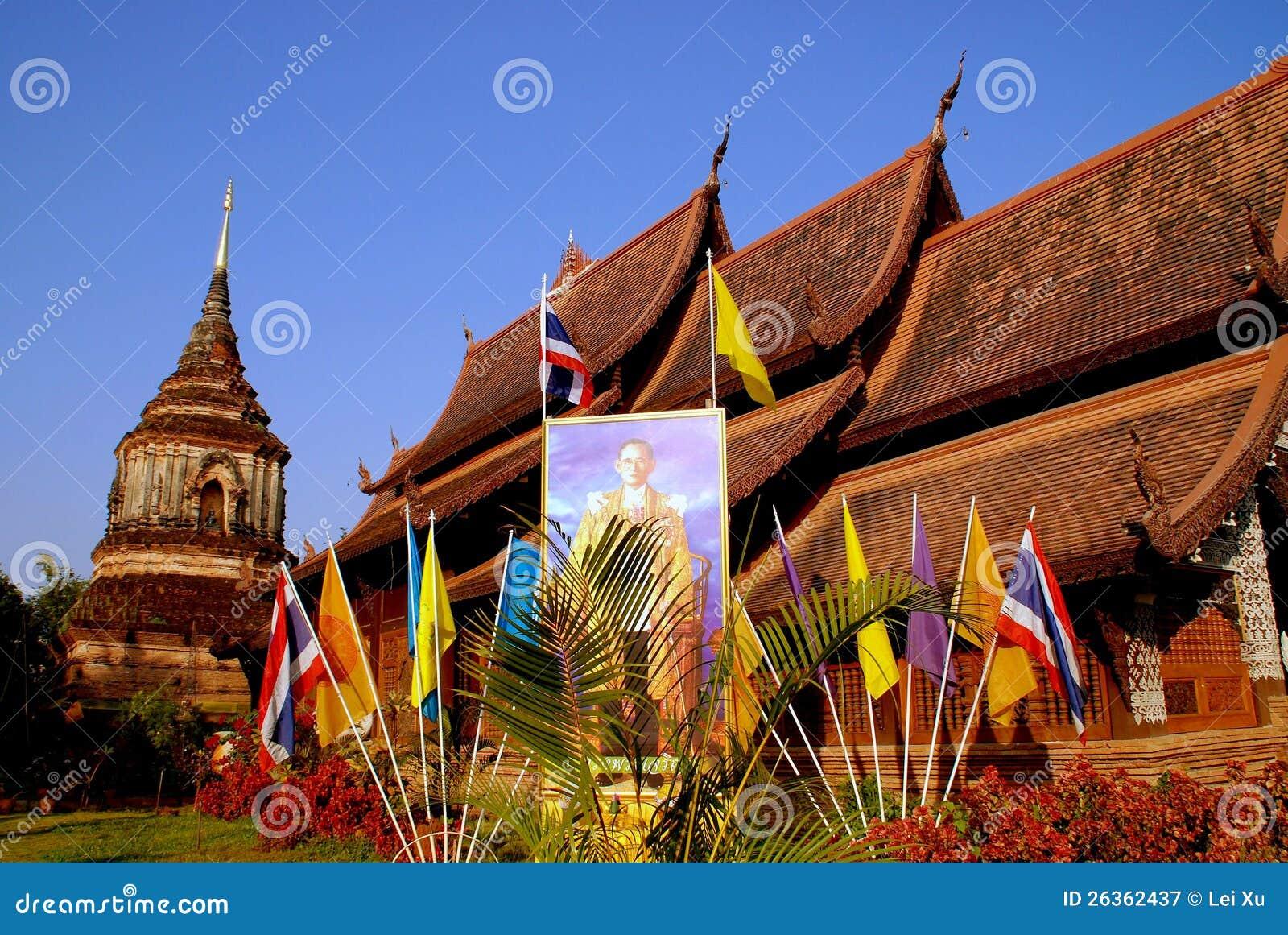 Chiang Mai, TH: Wat Lok Molee