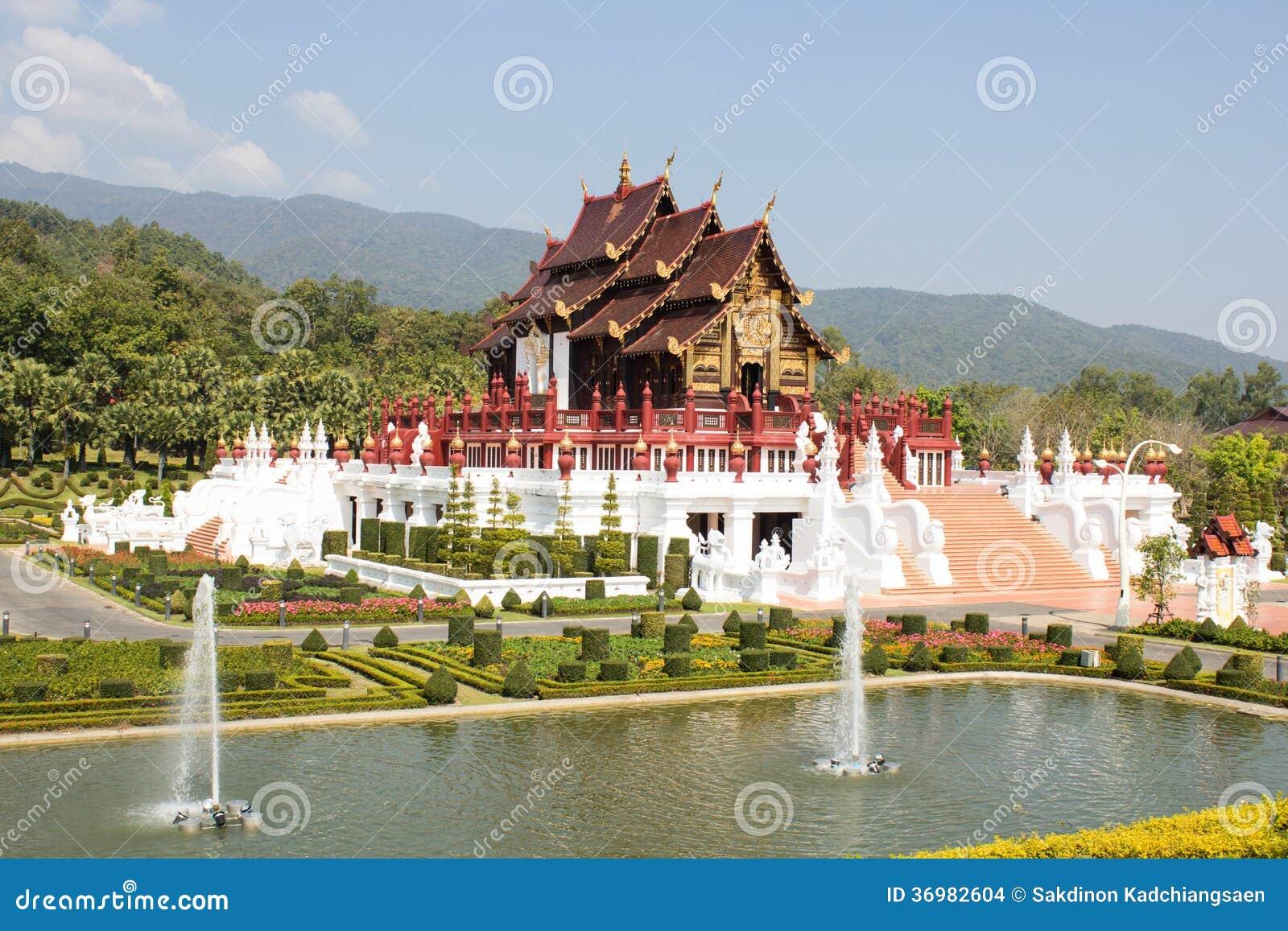 Chiangmai reale di Flora Ratchaphruek