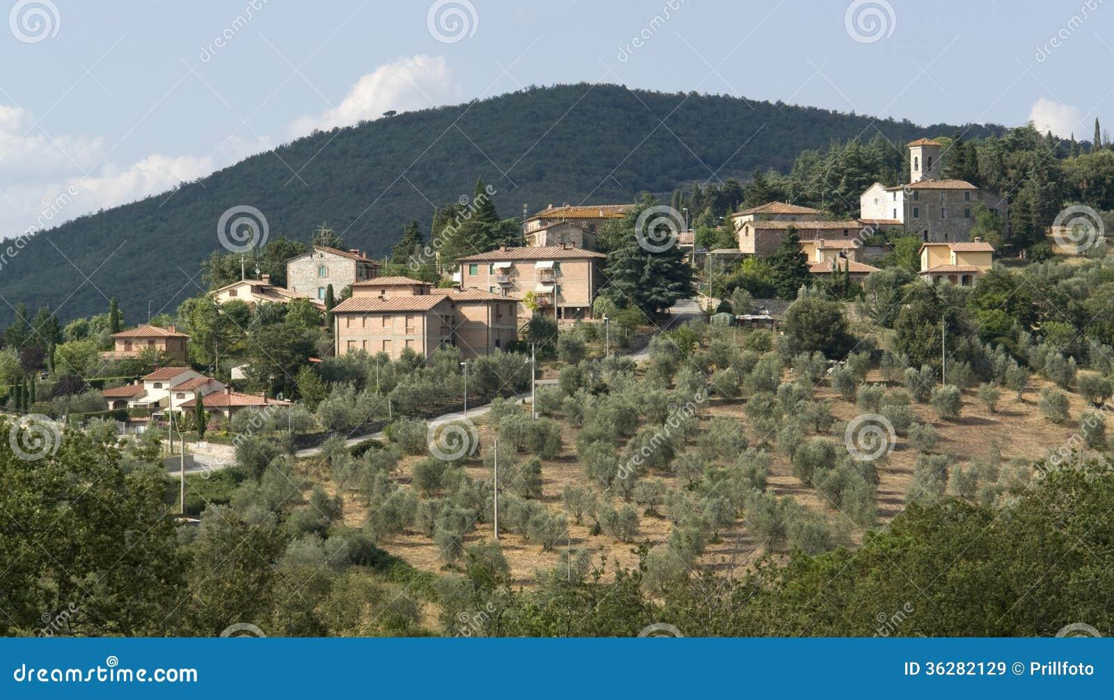 Chianti en Toscane