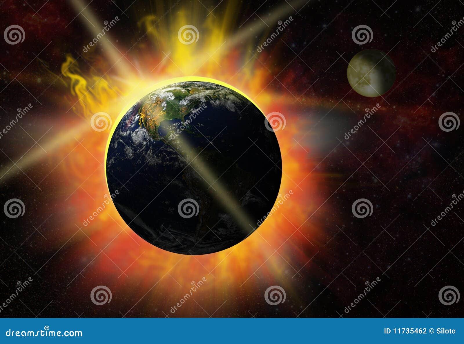 Chiarore solare