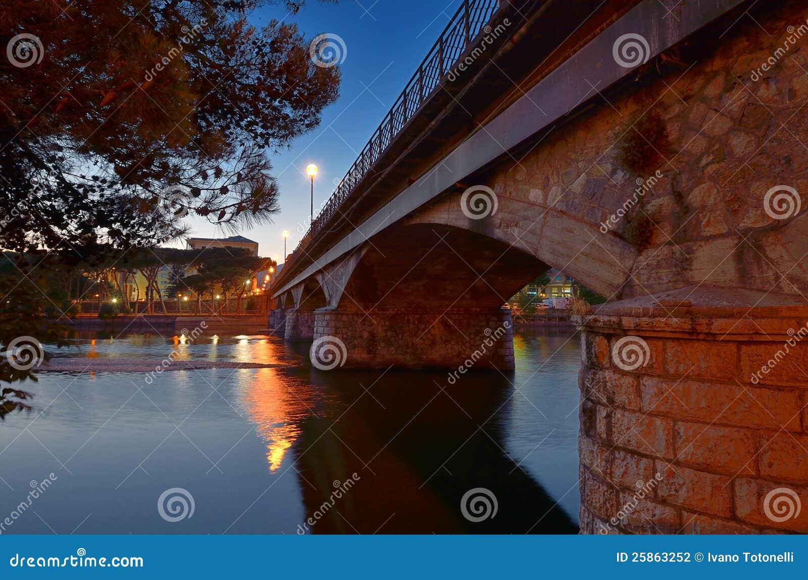 Chiavari most