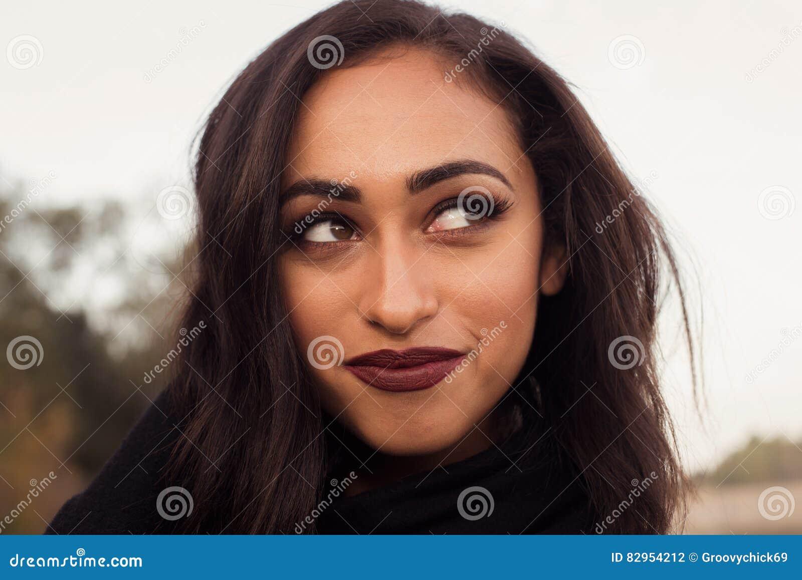 Chica de portada