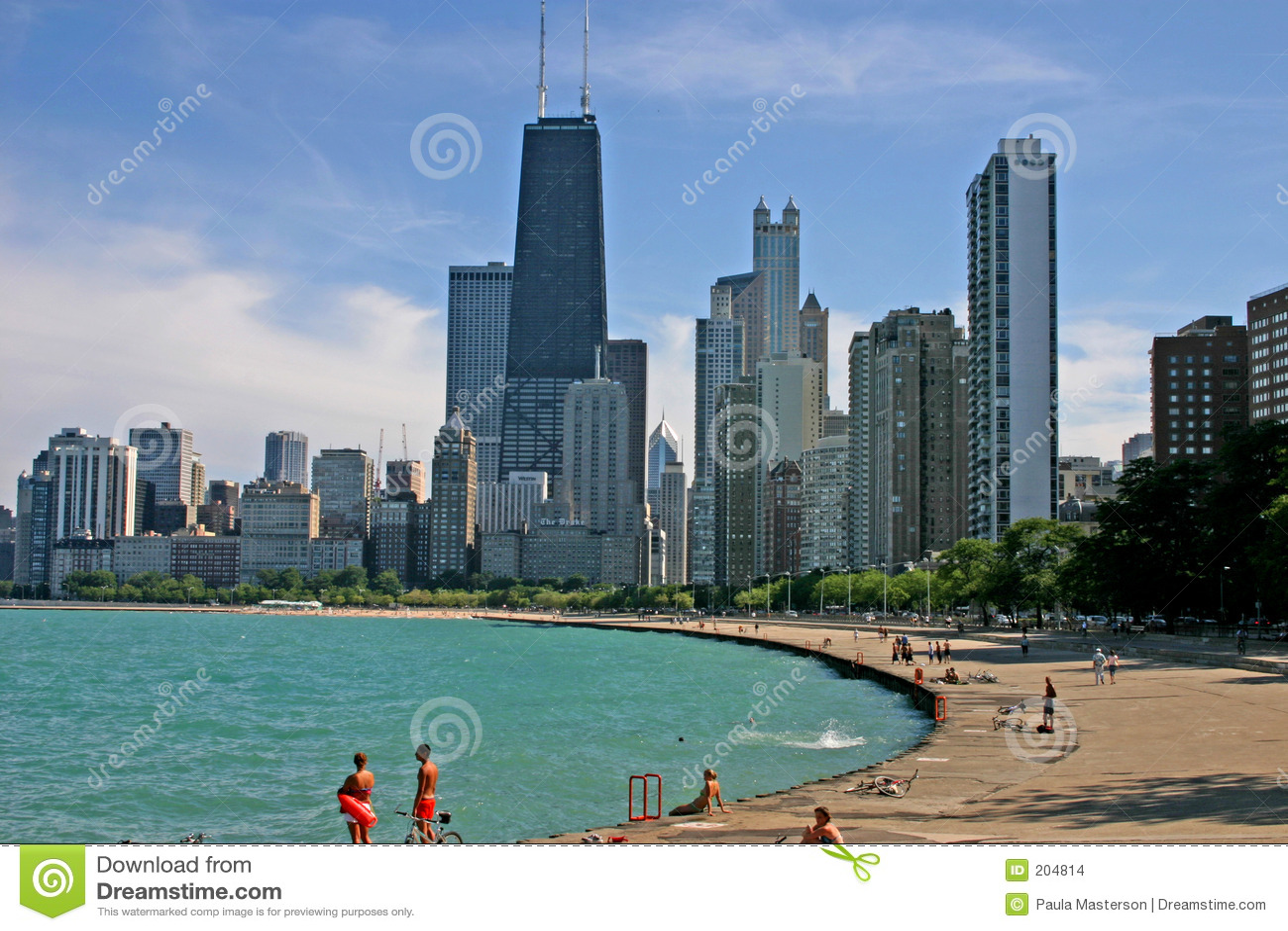 Chicago 3 linia horyzontu