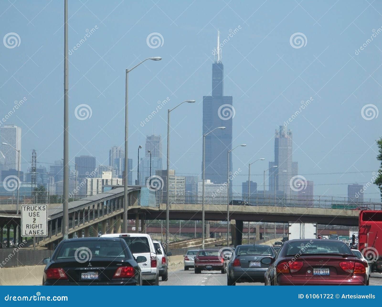 Chicago-Autobahn
