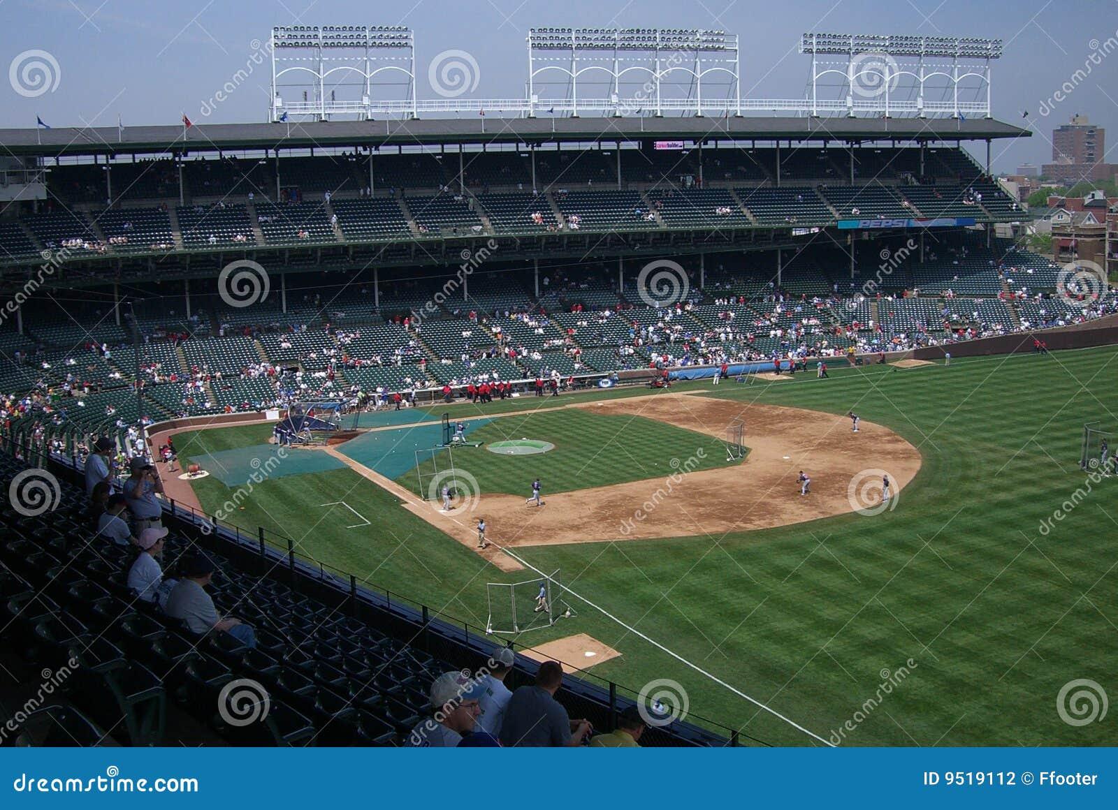 Chicago field wrigley