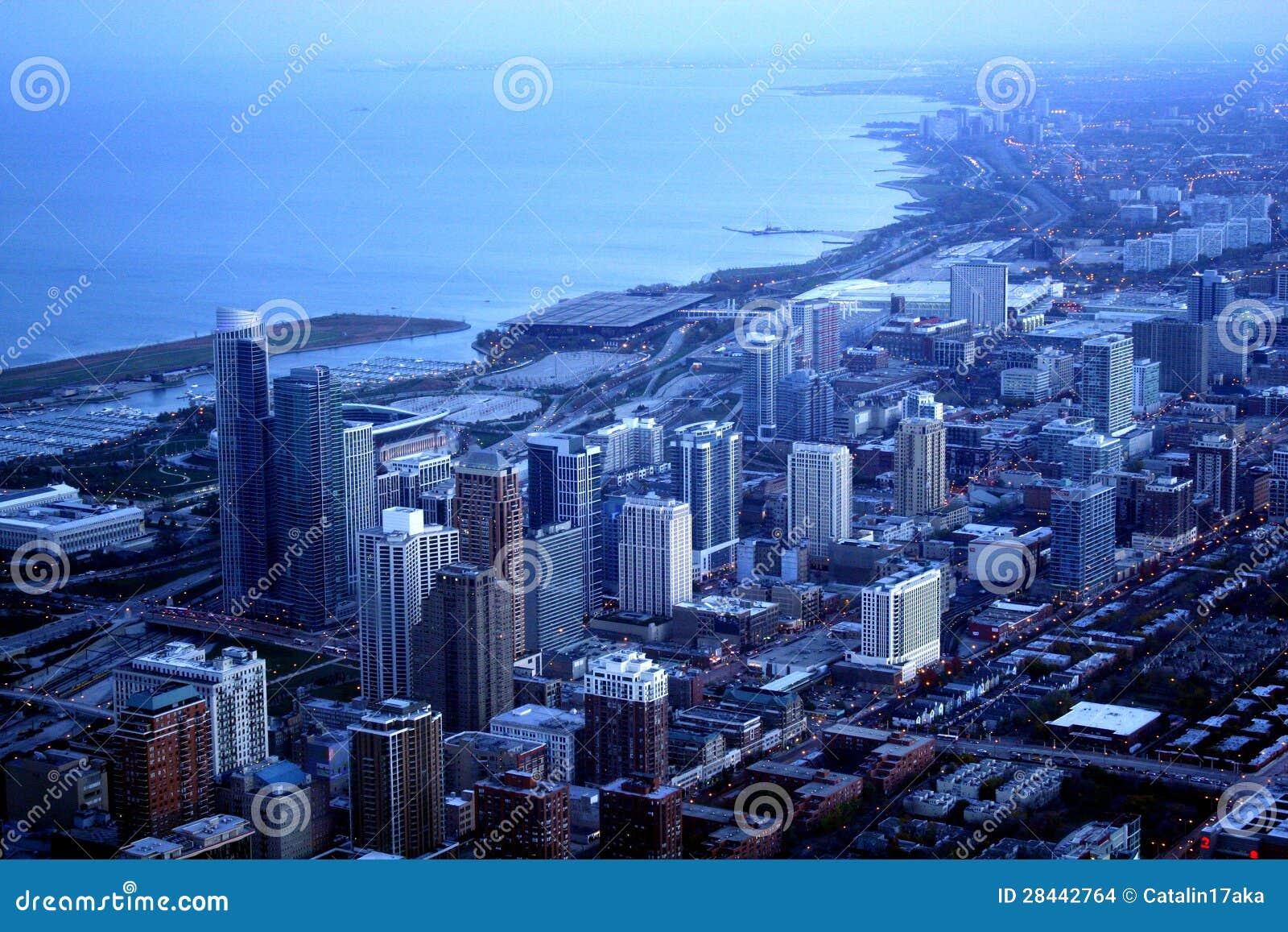 Chicago landscape stock images image 28442764 for Chicago landscape