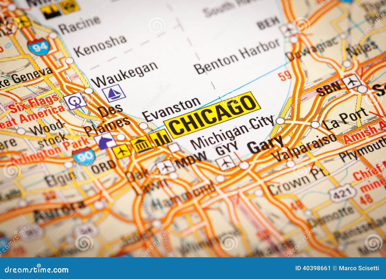 Chicago, los E