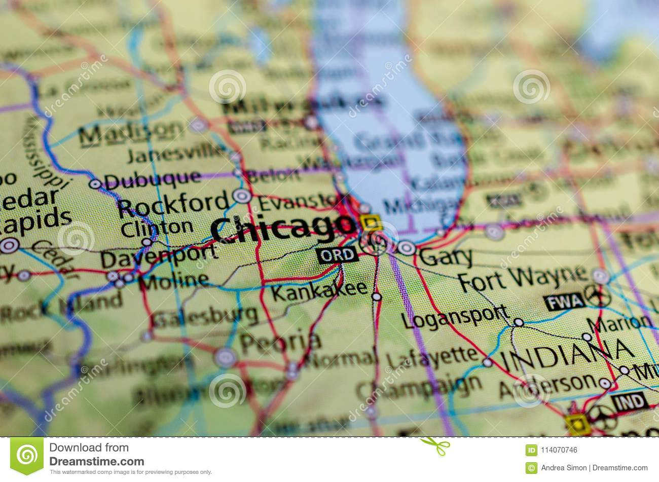 Chicago on map stock photo. Image of territory, shot - 114070746 on chicago city, chicago on media, chicago blue line map, chicago illinois, chicago street map, chicago attractions, seattle map, chicago area map suburbs, chicago united states map, lincoln park chicago map, chicago neighborhoods, north chicago il map, chicago usa map, chicago home, philadelphia map, crystal lake chicago map, chicago highlights, san francisco bus map, chicago airport map,