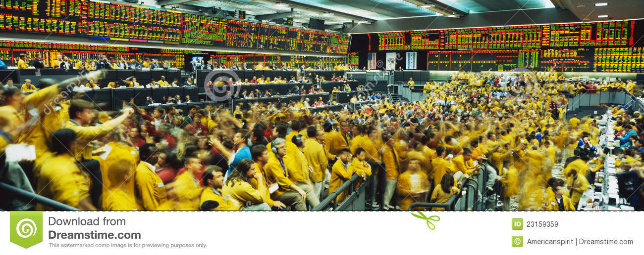 Chicago Mercantile Exchange Editorial Stock Image Image