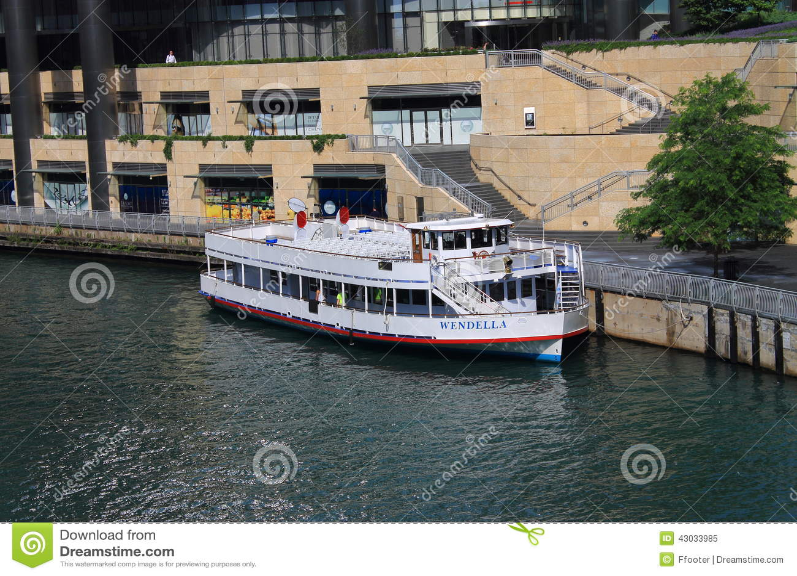 Wendella Boat Tour Time