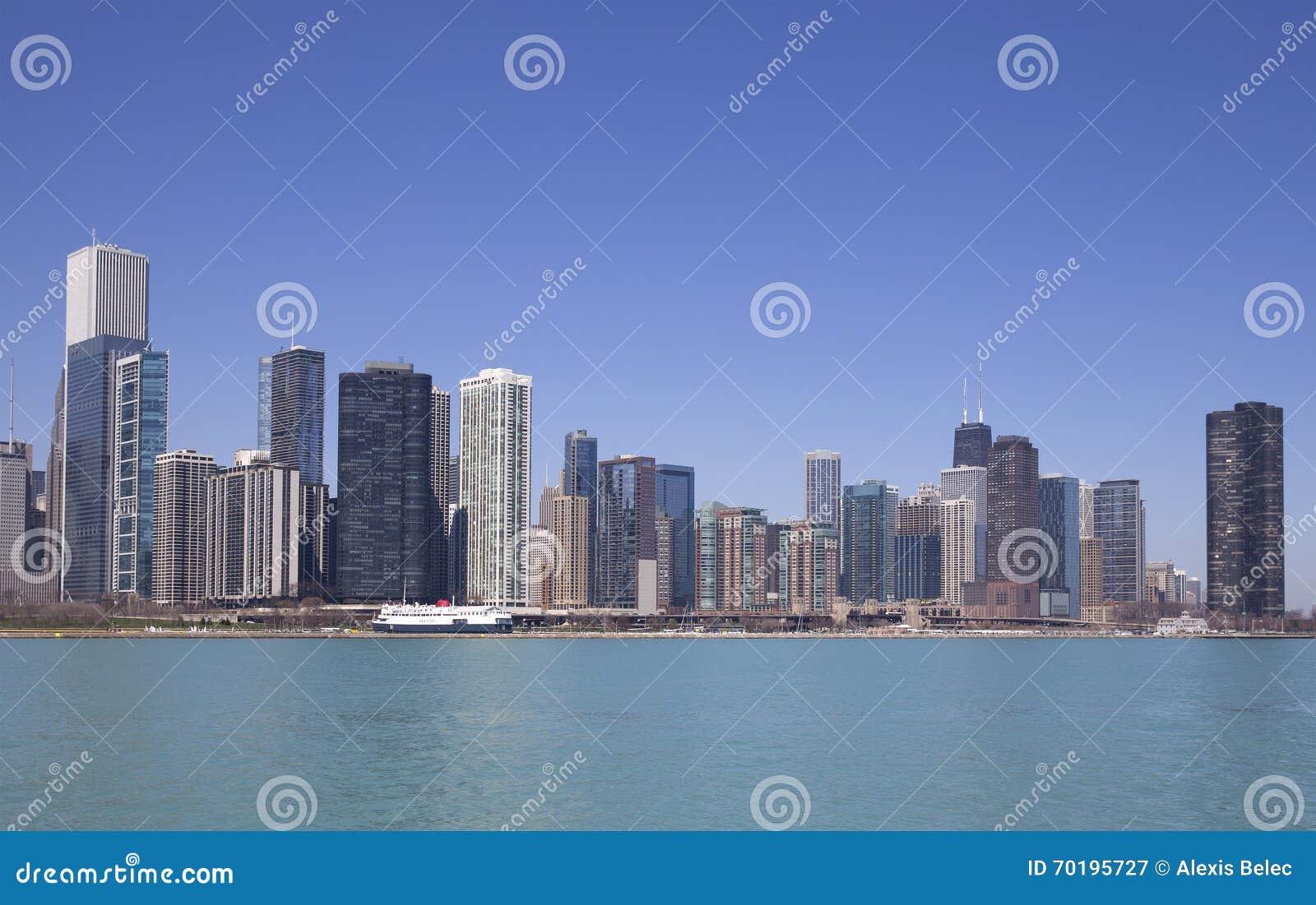 Chicago sjösikt