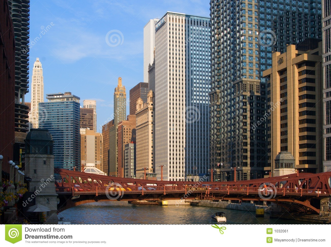 Chicago-Stadtansicht