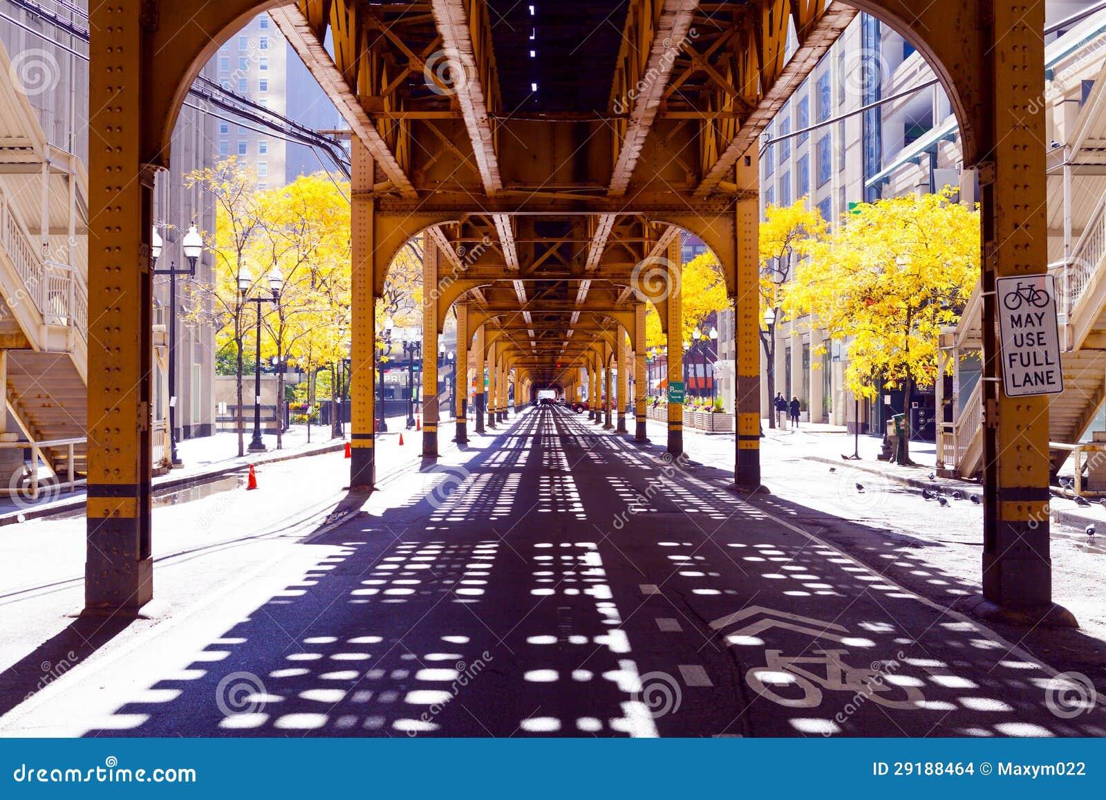 Chicagowska ulica