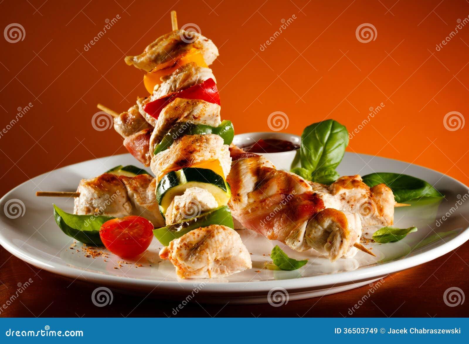 Chiche-kebab