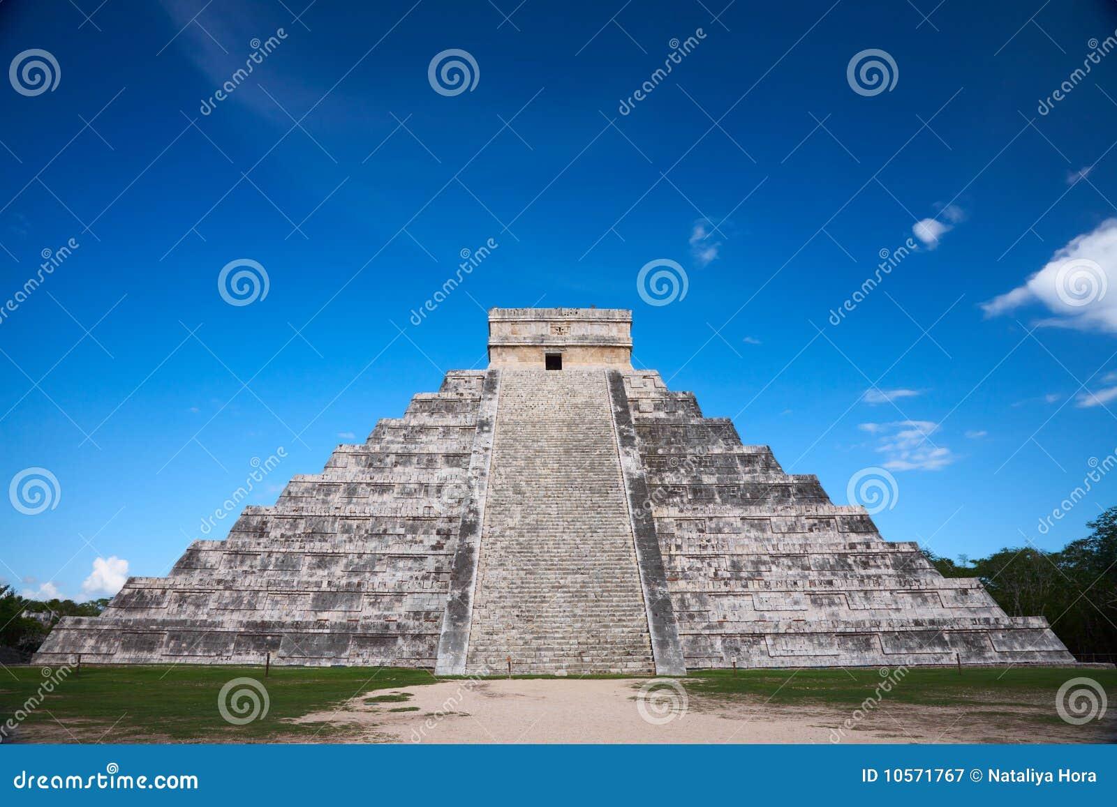 Chichen il itza Messico