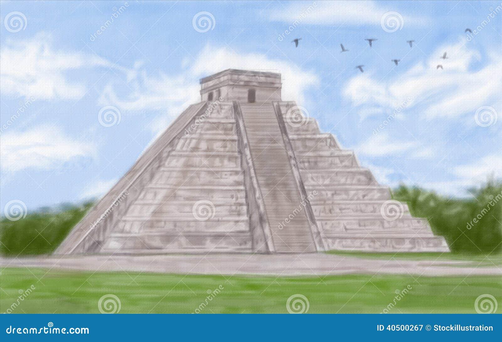 Chichen Itza майяское