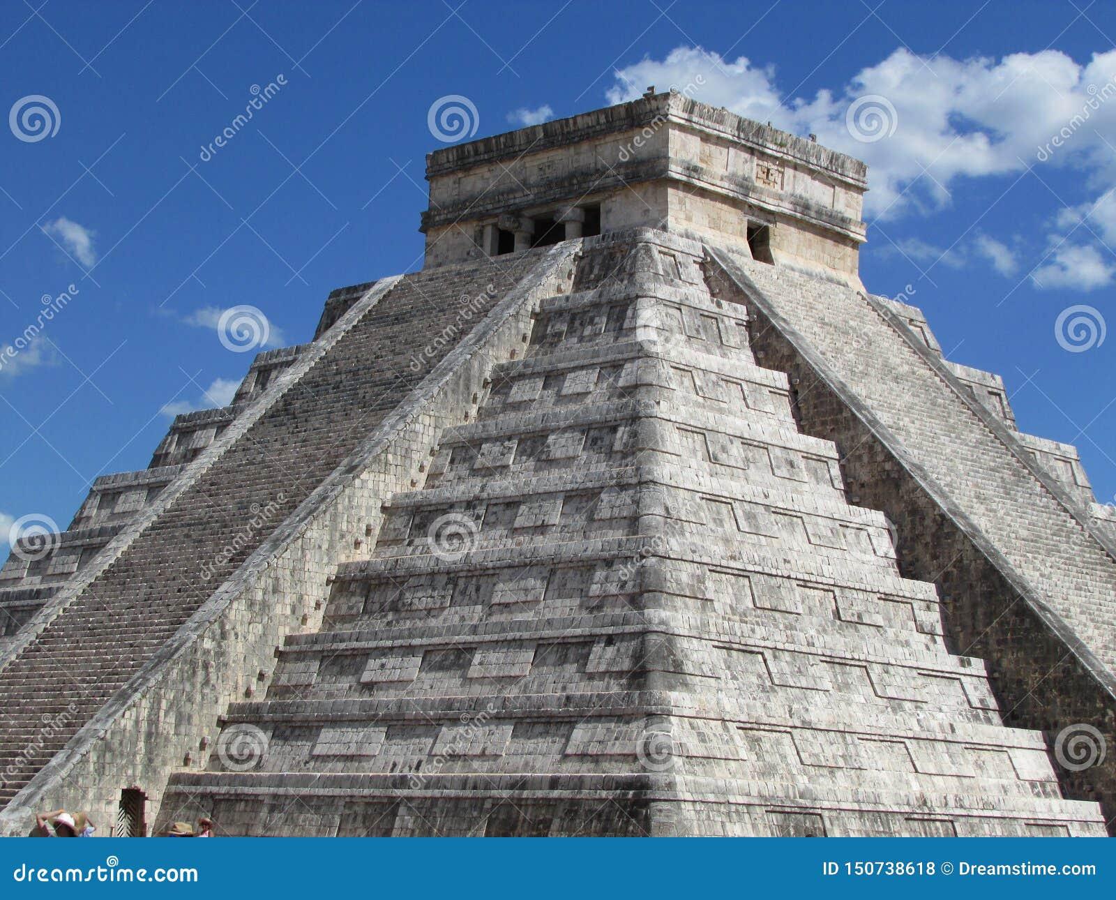 Chichen Itza - majowie