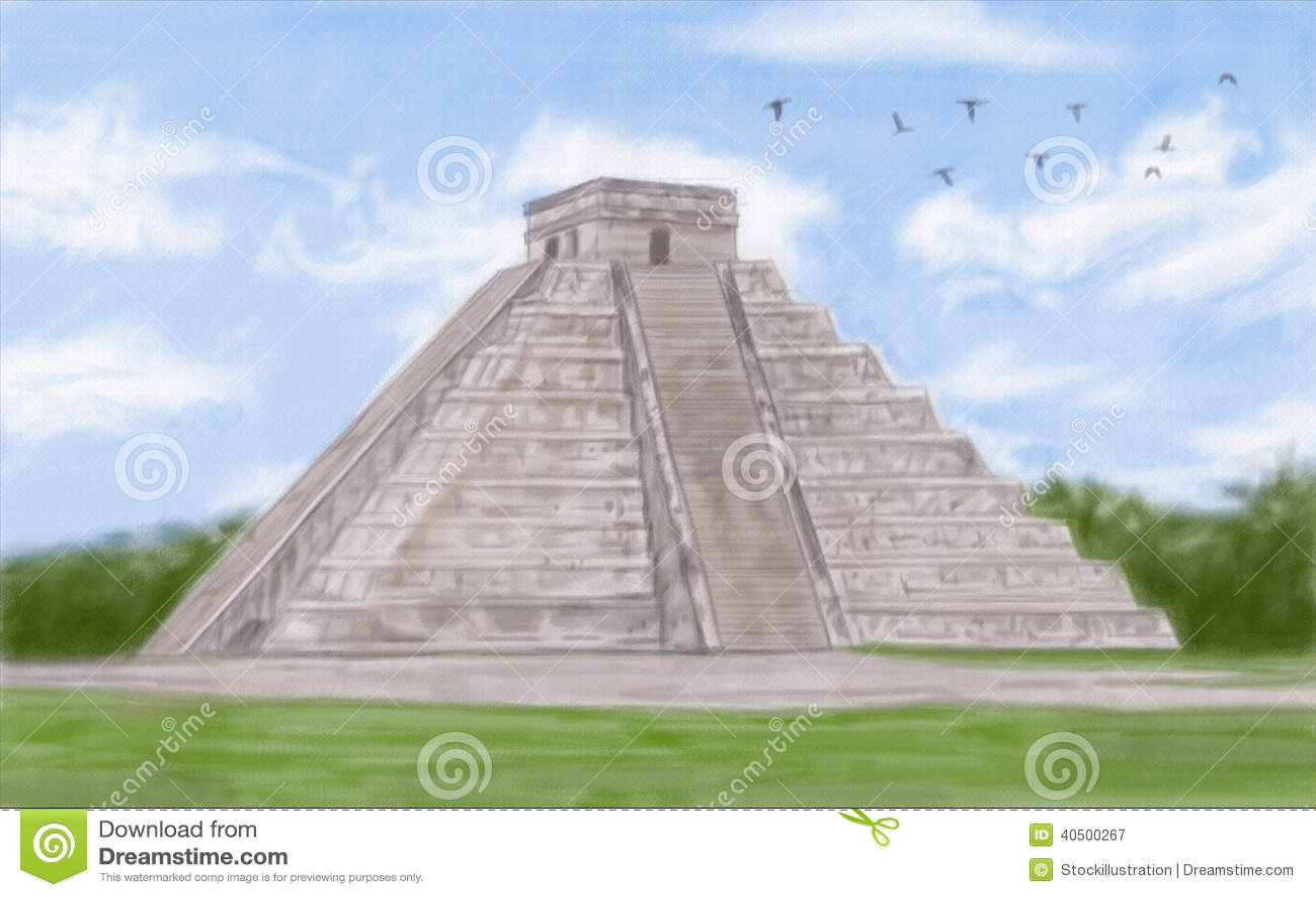 Chichen Mayan Itza