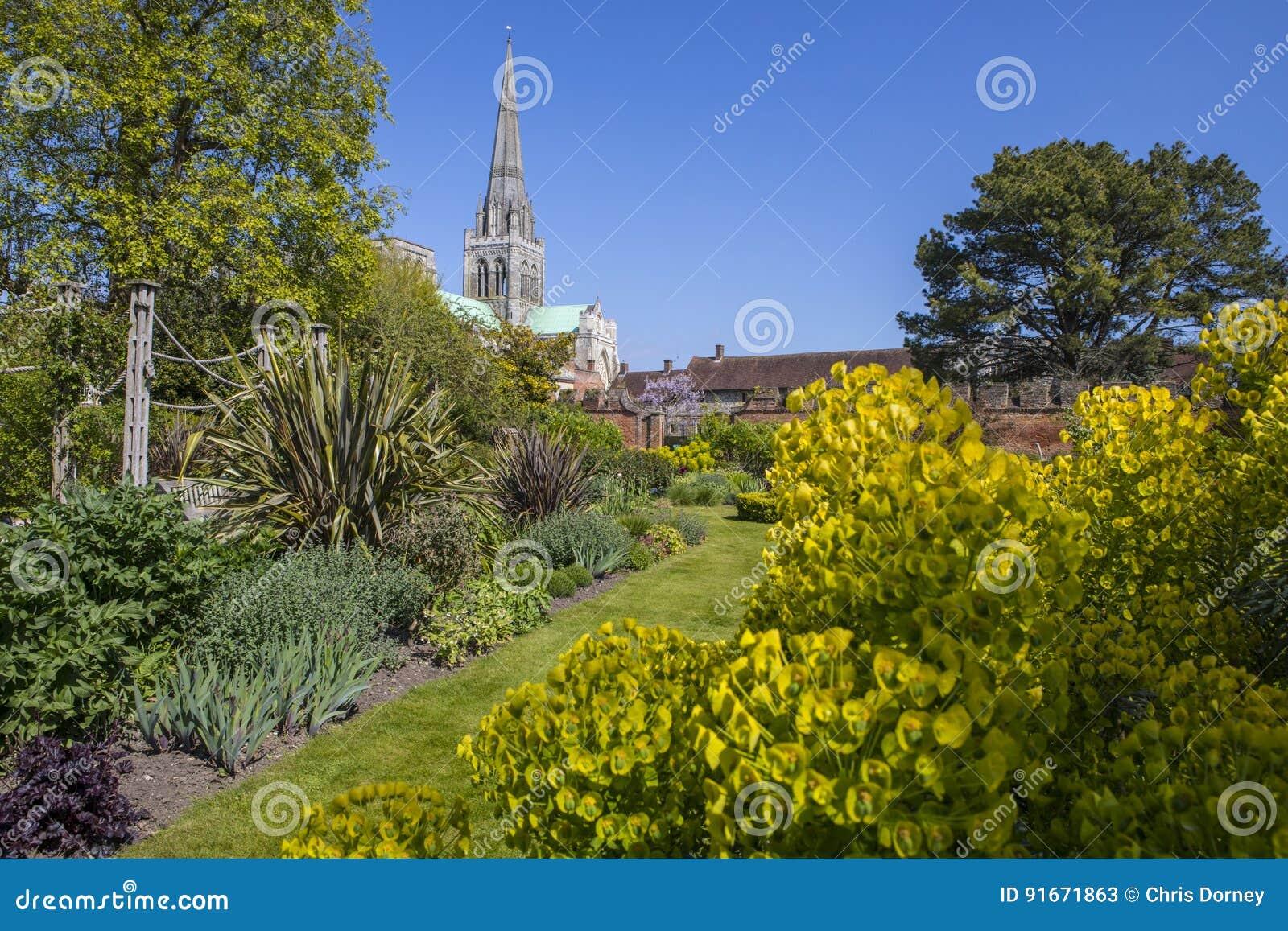 Chichester dans le Sussex