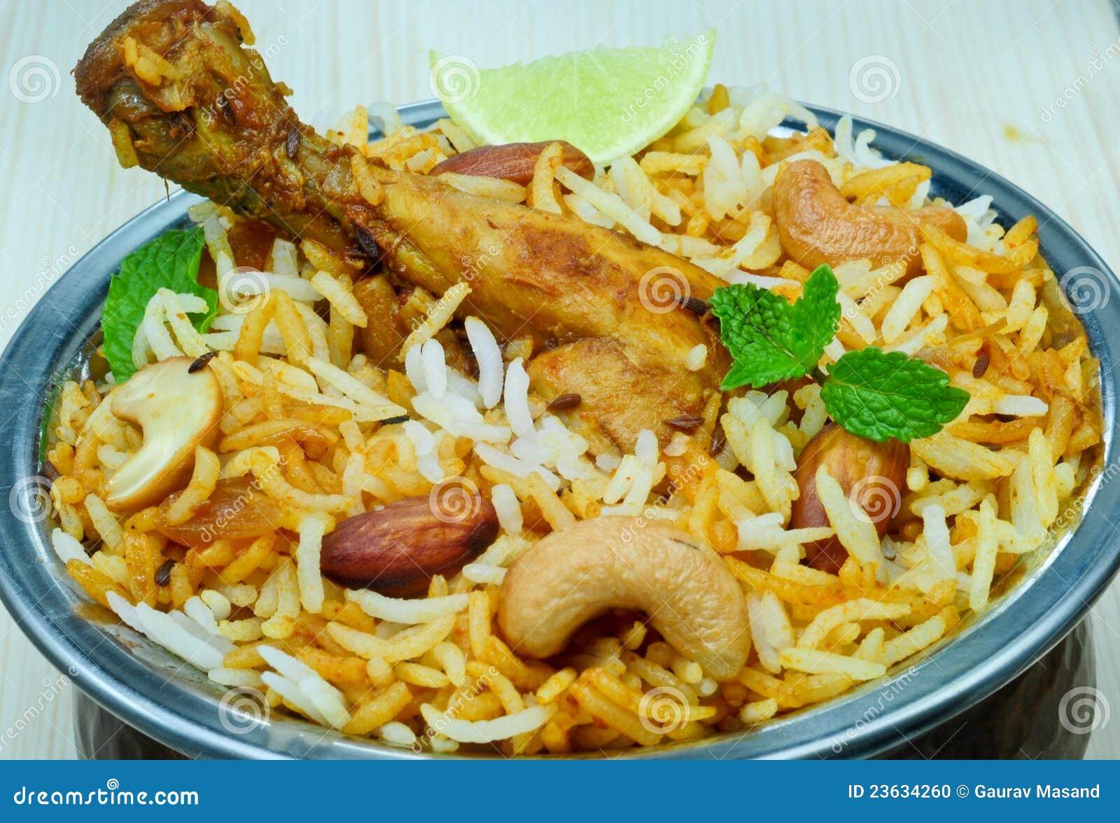 Free stock photo of asian food, biryani, biryani plate.