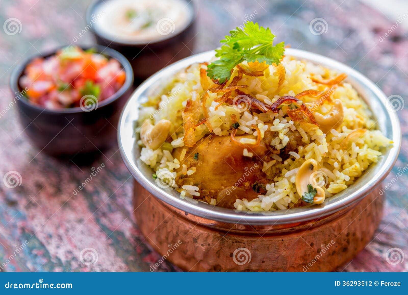 Vegetable biryani stock photo. Image of grains, indian 29663536.