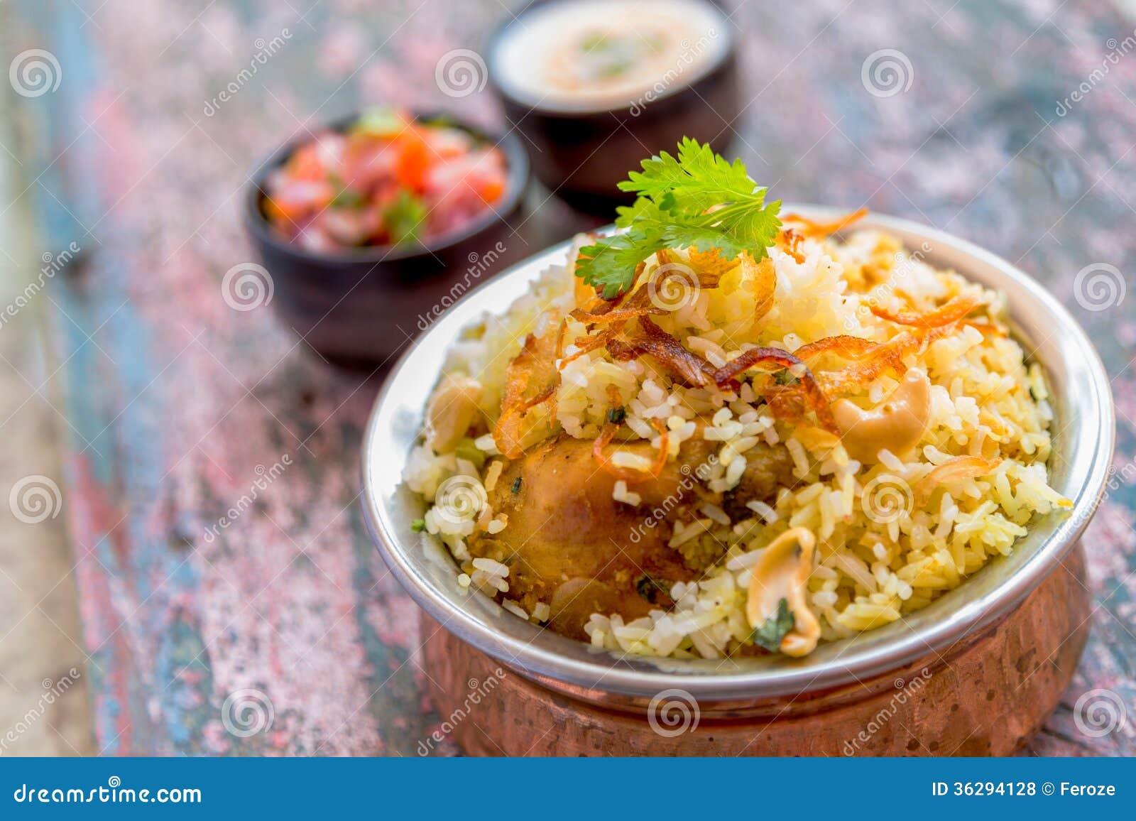 Chicken Biryani Royalty Free Stock Photos Image 36294128