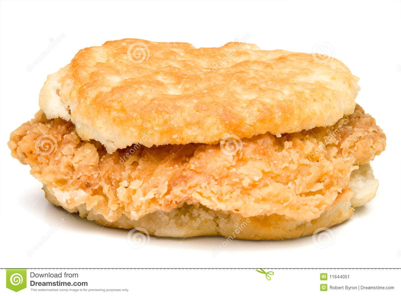 Chicken Biscuit Stock Image - Image: 11644051