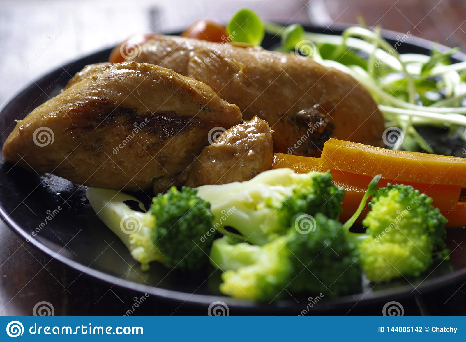 Chicken breast clean food for good healthly