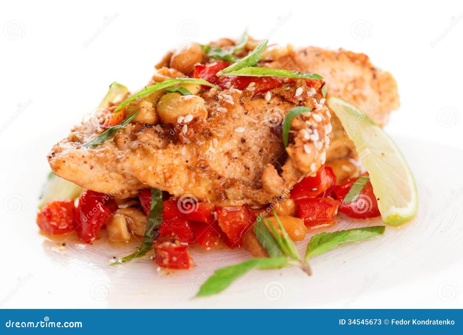 Asian style chicken breast recipe-1106