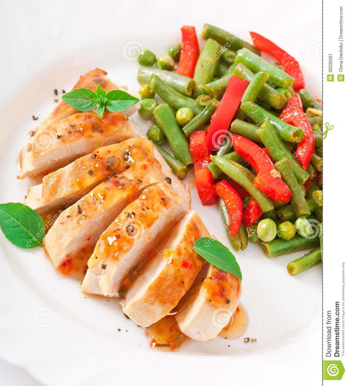 ... vegetables parma wrapped chicken with mediterranean vegetables chicken