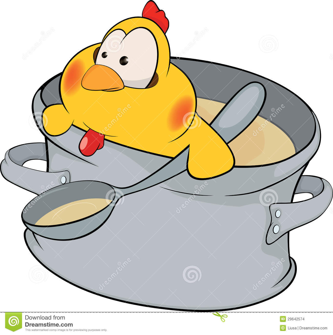 clipart chicken cooked - photo #42