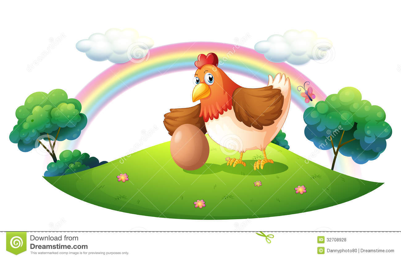 clipart chicken and egg - photo #49