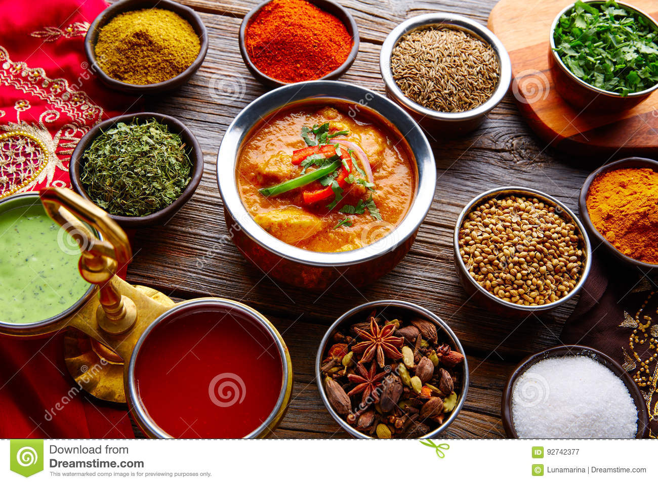 Chicken jalfrazy indian food recipe and spices stock image image chicken jalfrazy indian food recipe and spices royalty free stock photo forumfinder Images