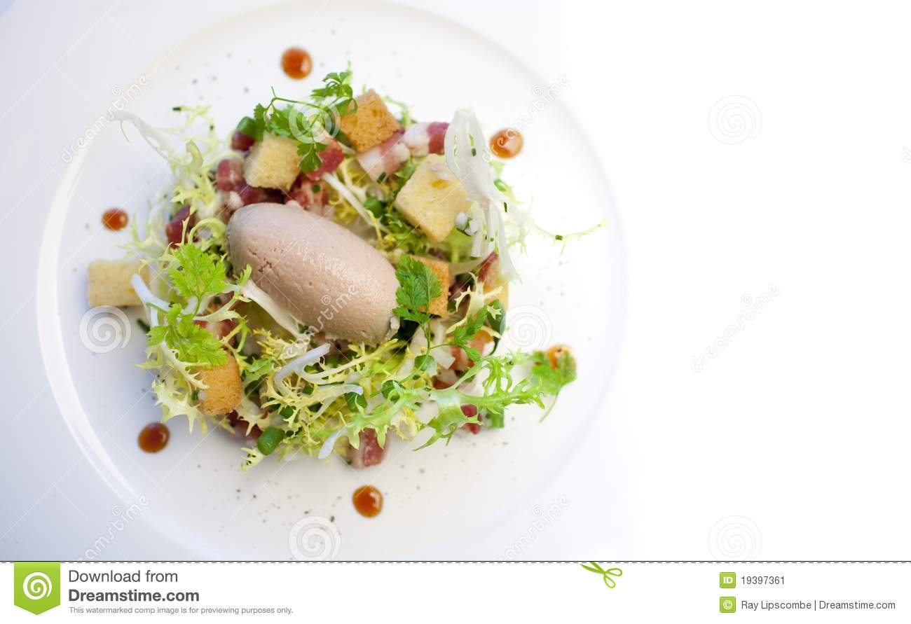 Chicken Liver Pate Stock Image - Image: 19397361