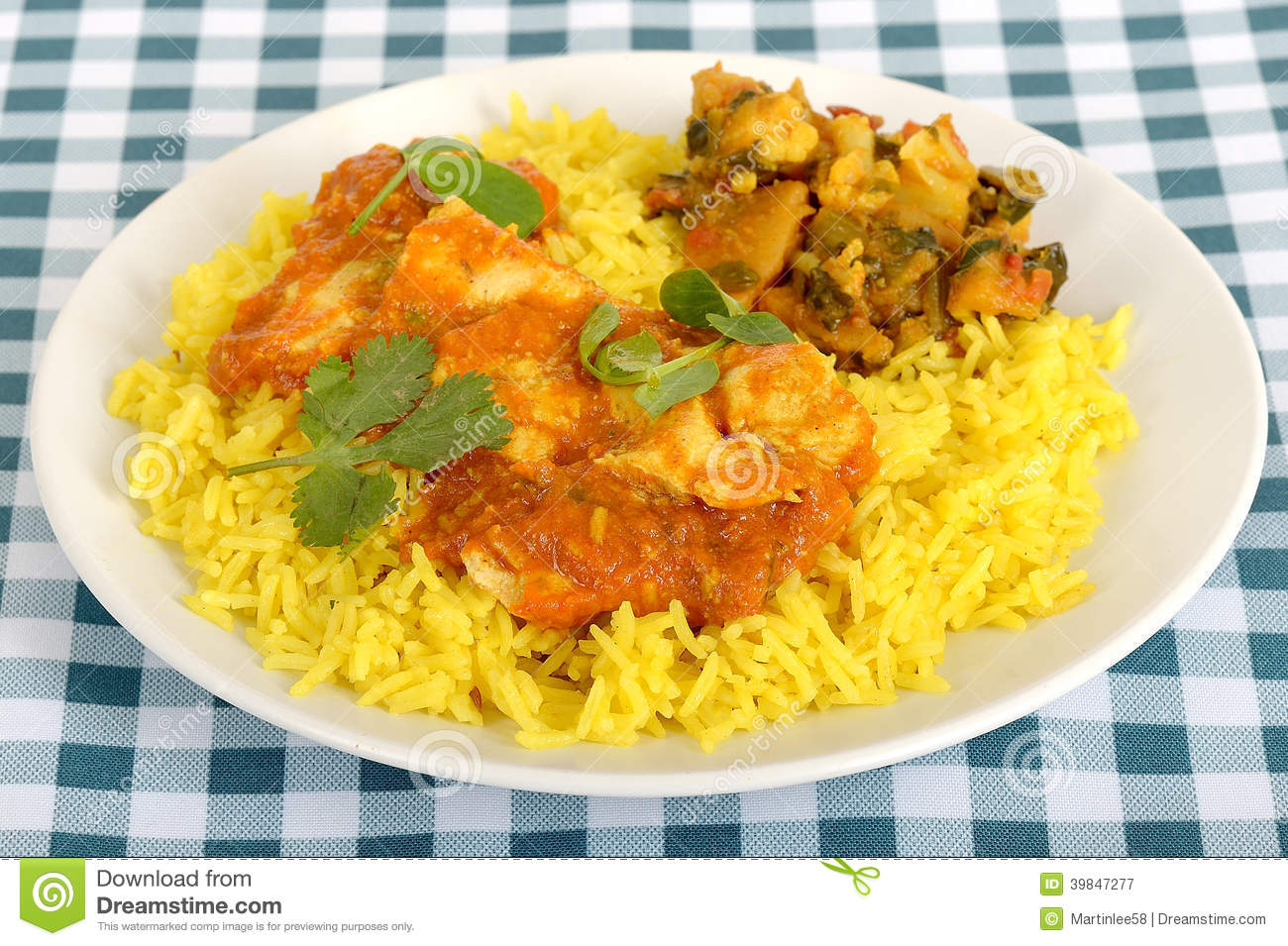 how to cook madras curry