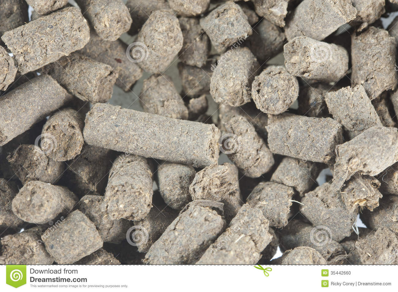 chicken manure pellets stock photo image 35442660. Black Bedroom Furniture Sets. Home Design Ideas