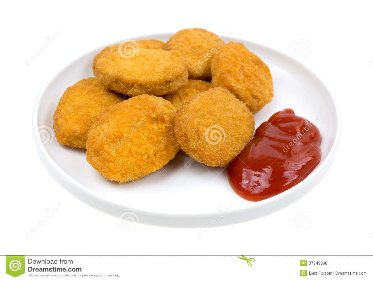 clipart of chicken nuggets - photo #41