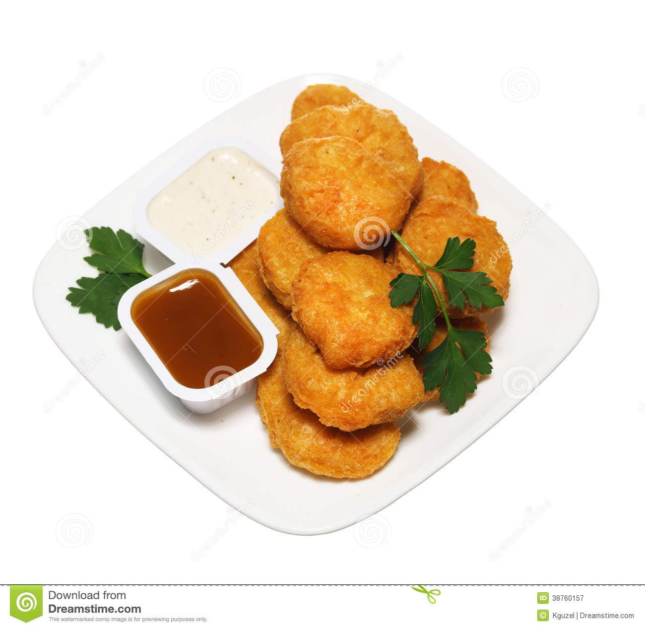 Genetically Modified Chicken Nuggets