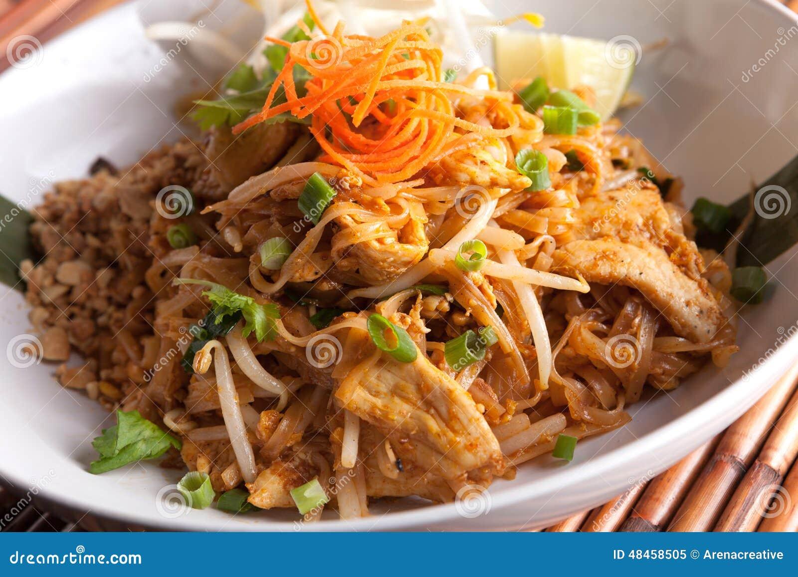 how to make an intense thai chicken stock