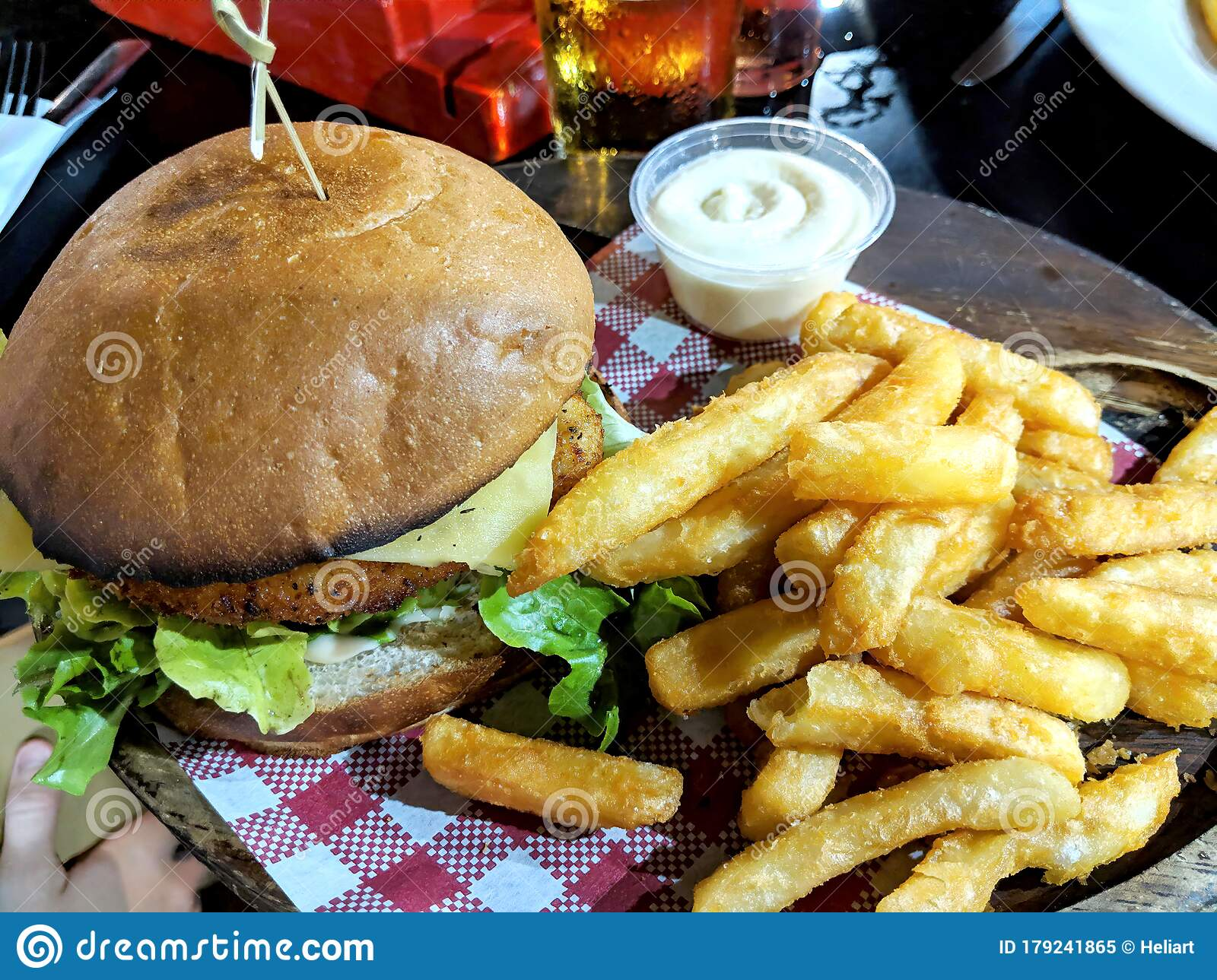 1 066 Schnitzel Burger Photos Free Royalty Free Stock Photos From Dreamstime