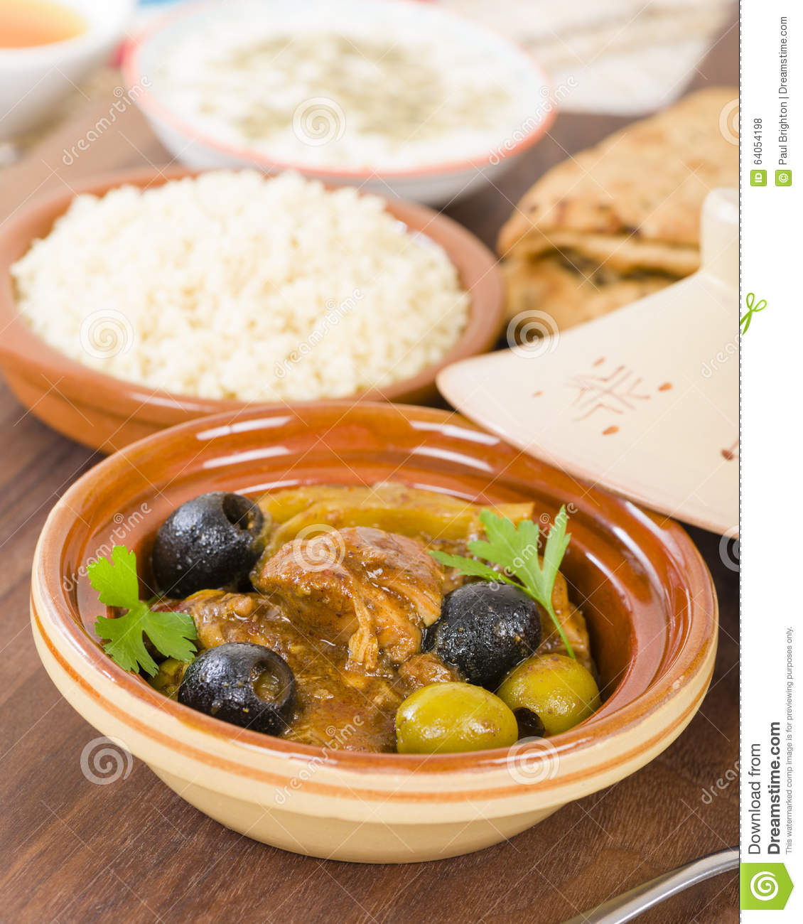 Chicken Tagine - Moroccan chicken tagine with olives, preserved lemon ...