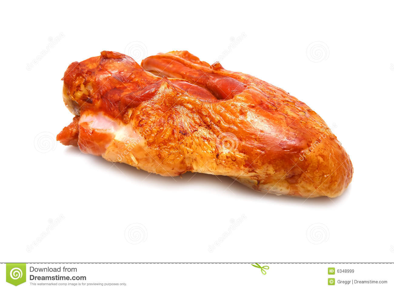 Chicken Wing Royalty Free Stock Images Image 6348999