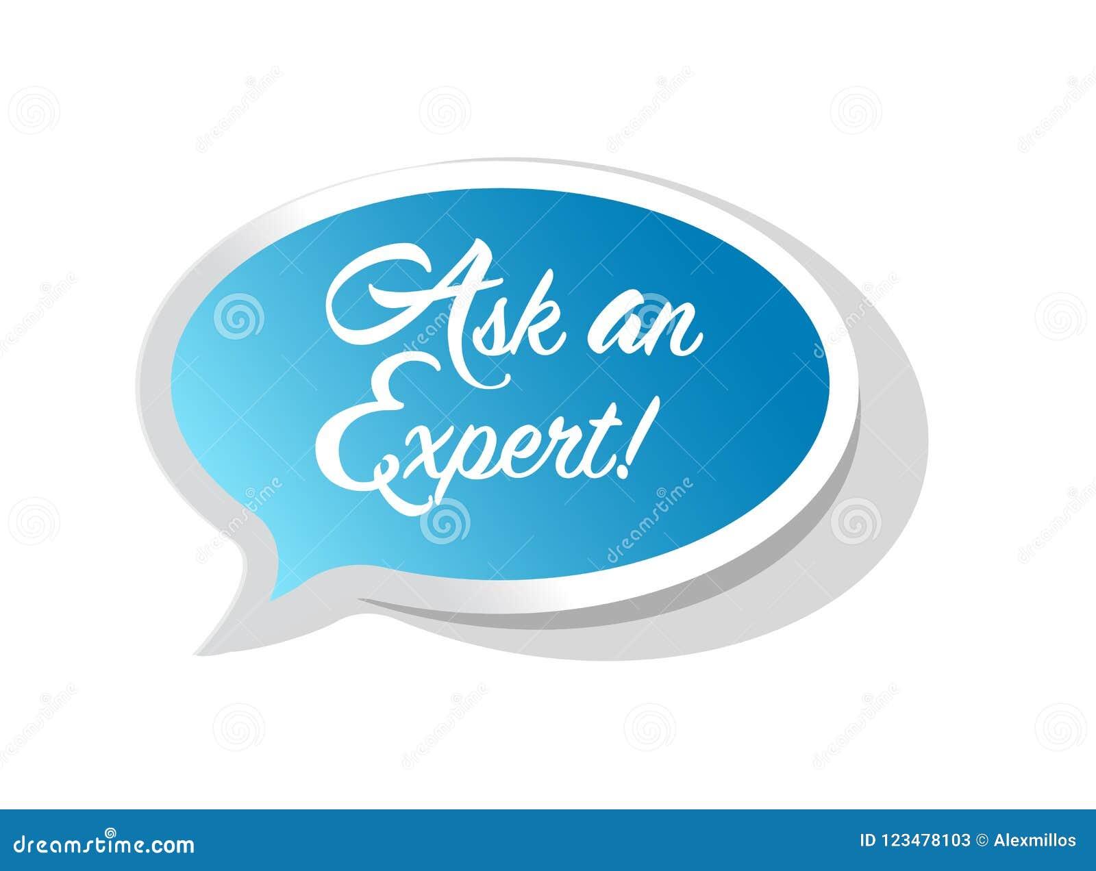 Chieda un concetto esperto del messaggio di comunicazione