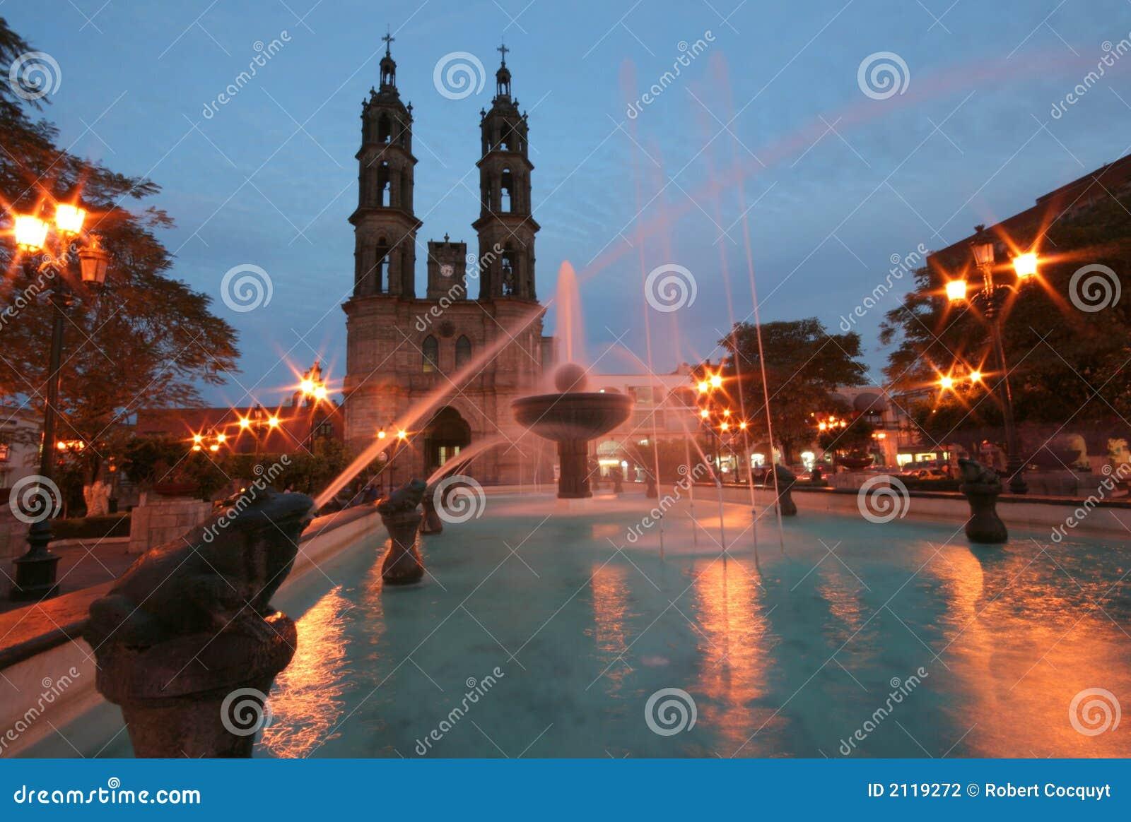 Chiesa alla notte
