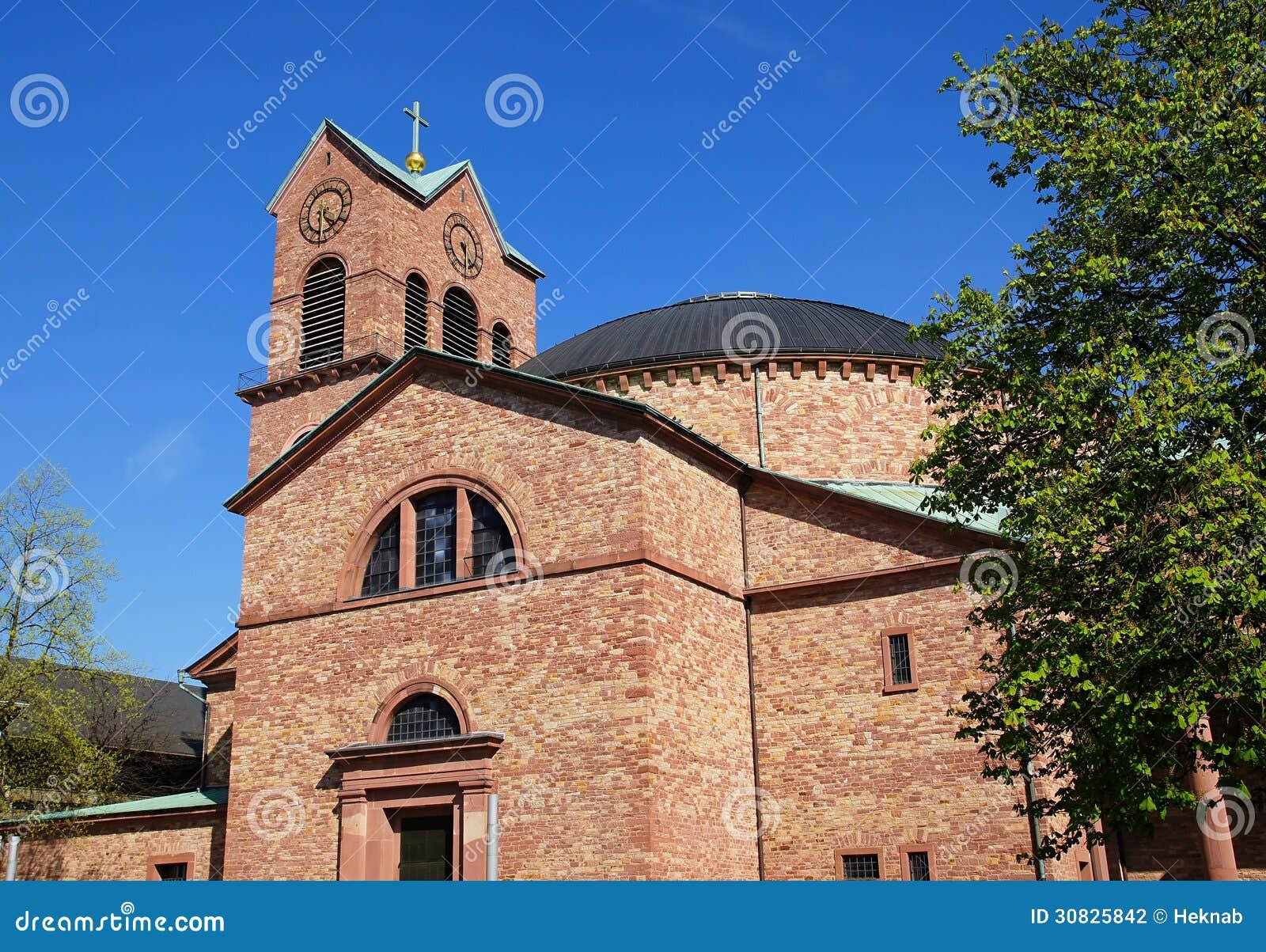 Chiesa cattolica di St Stephen a Karlsruhe