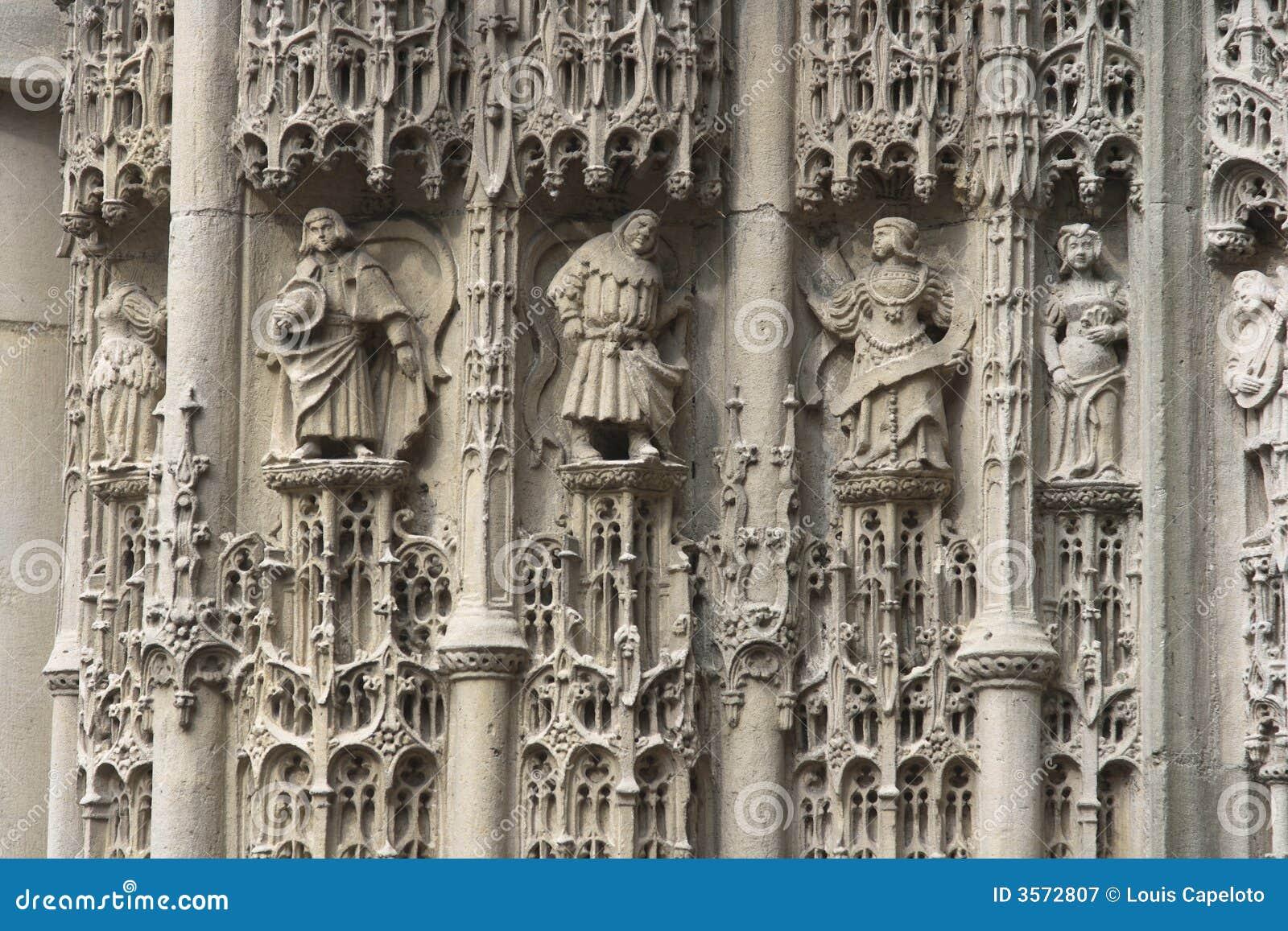 Chiesa del francese delle statue