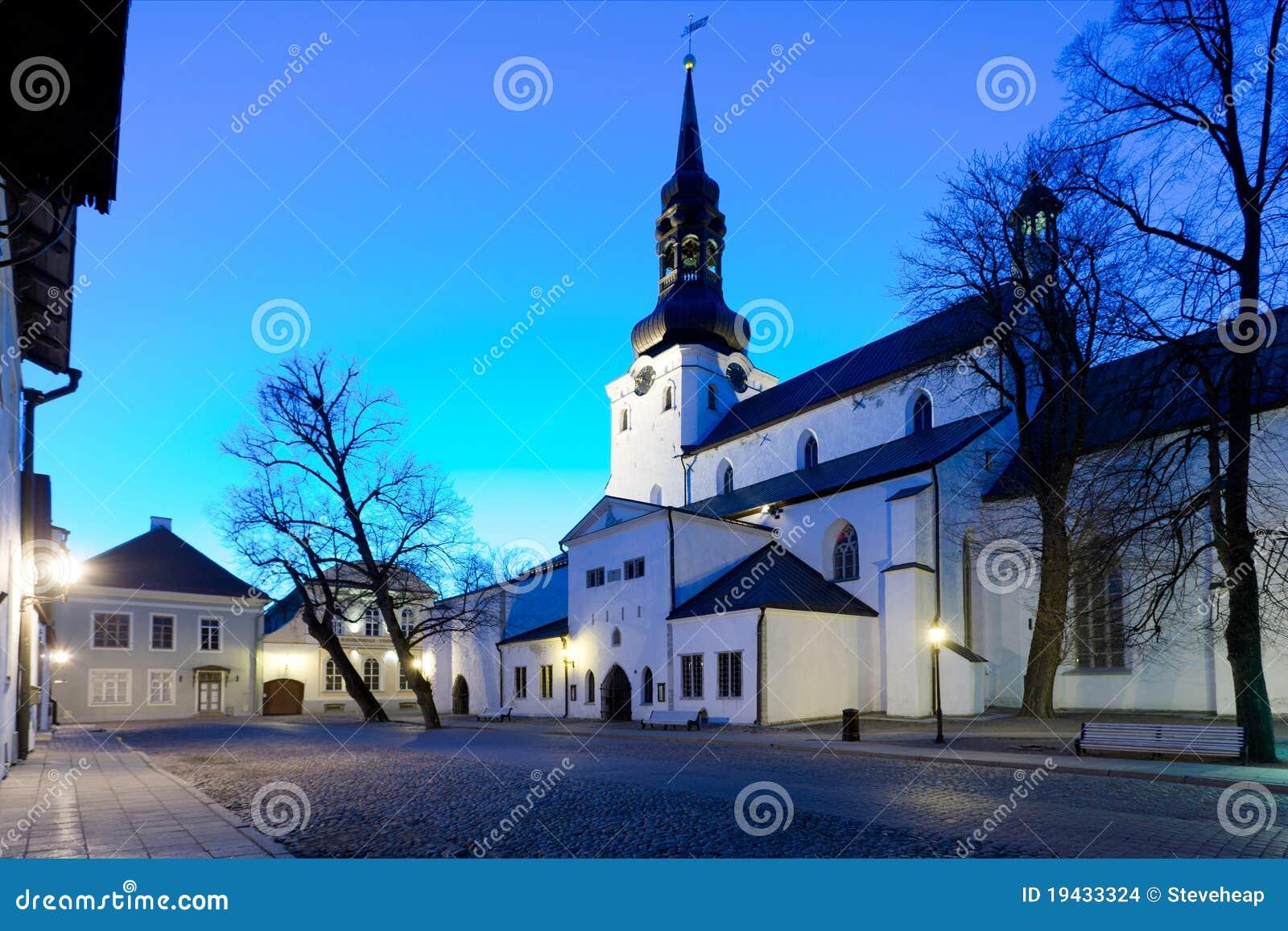 Chiesa della cupola a Tallinn